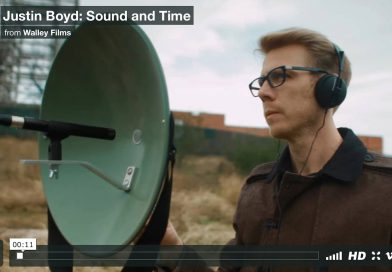 Justin Boyd: Sound and Time