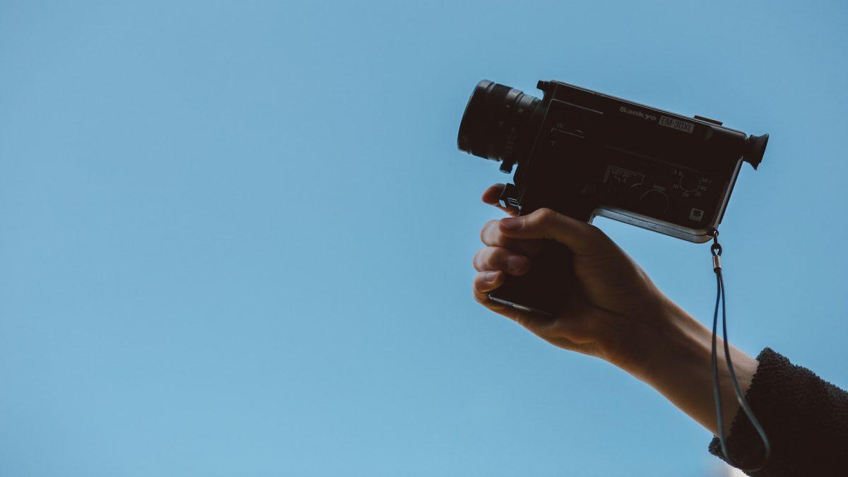 IMAGE Super8 Camera by thomas william